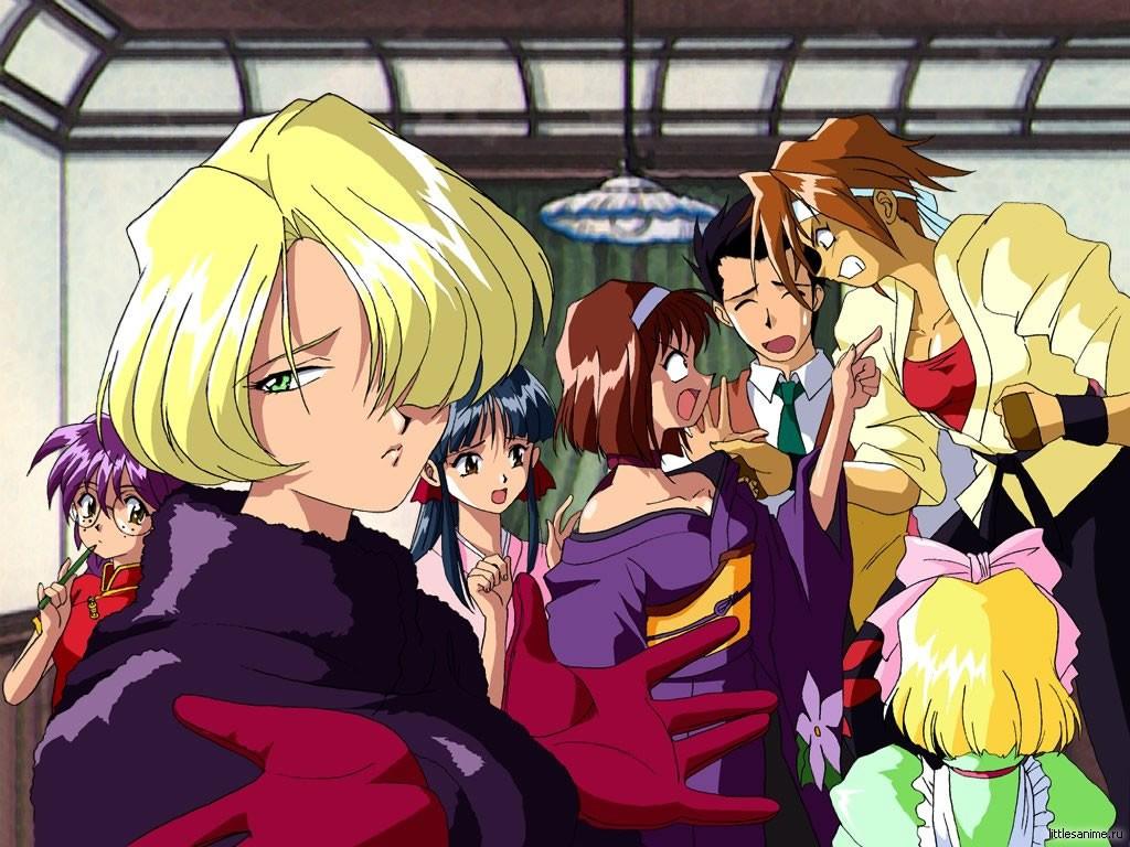 Oogami Ichirou Sakura Taisen Zerochan Anime Image Board