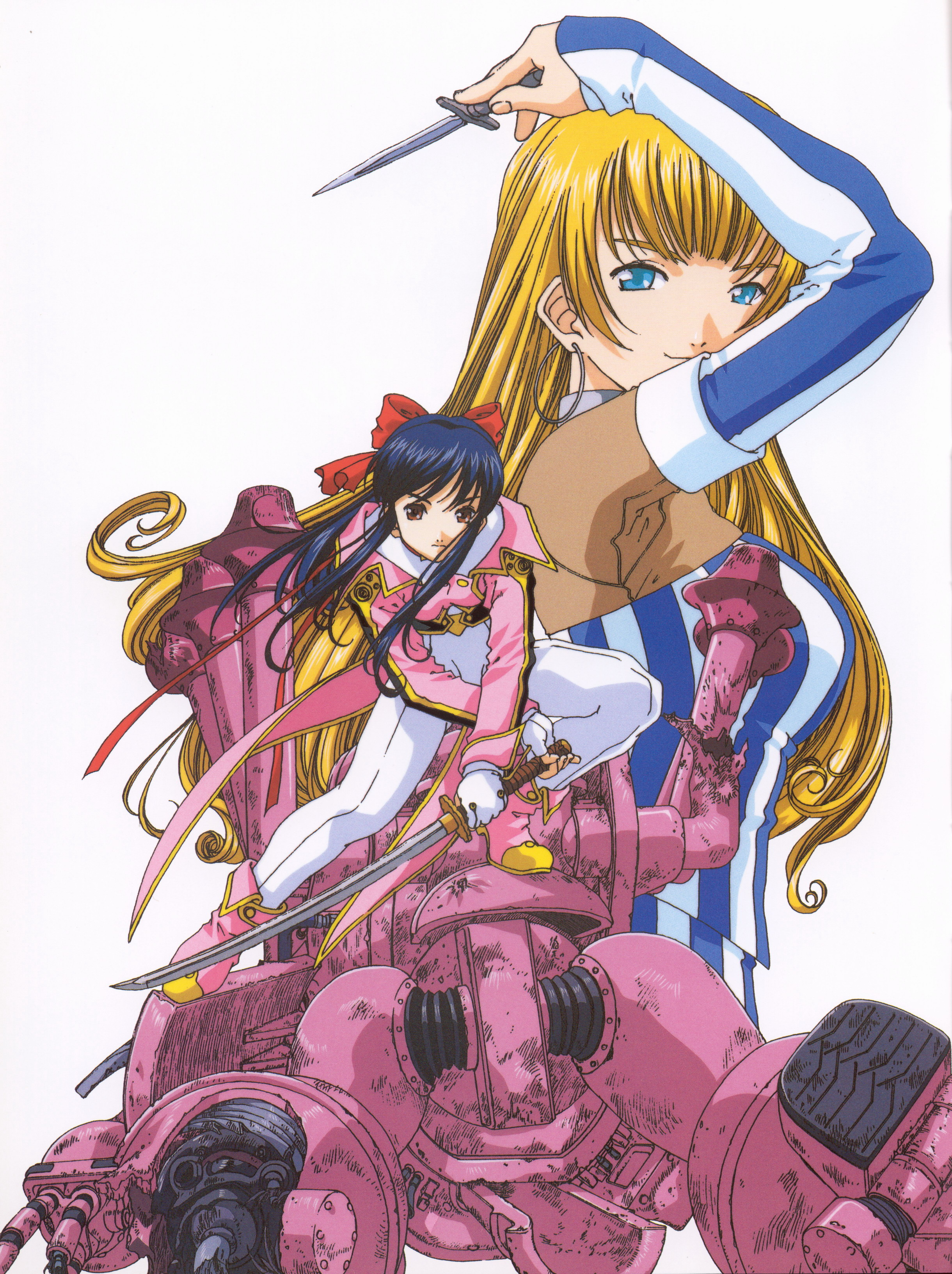 Sakura Wars Illustrations The Origin + Tribute - Zerochan