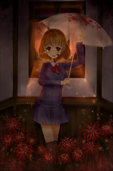 another anime umbrella death - photo #35