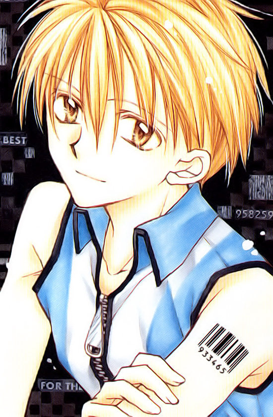 Tags: Anime, Tanemura Arina, Full Moon wo Sagashite, Sakurai Eichi, Barcode