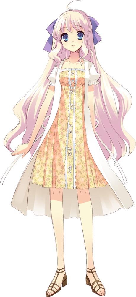 Tags: Anime, Flyable Heart, Sakurako Minase