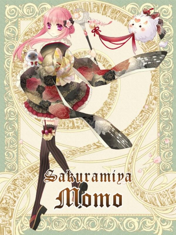 Tags: Anime, Midorikawa Sana, Silver Rain, Sakuramiya Momo
