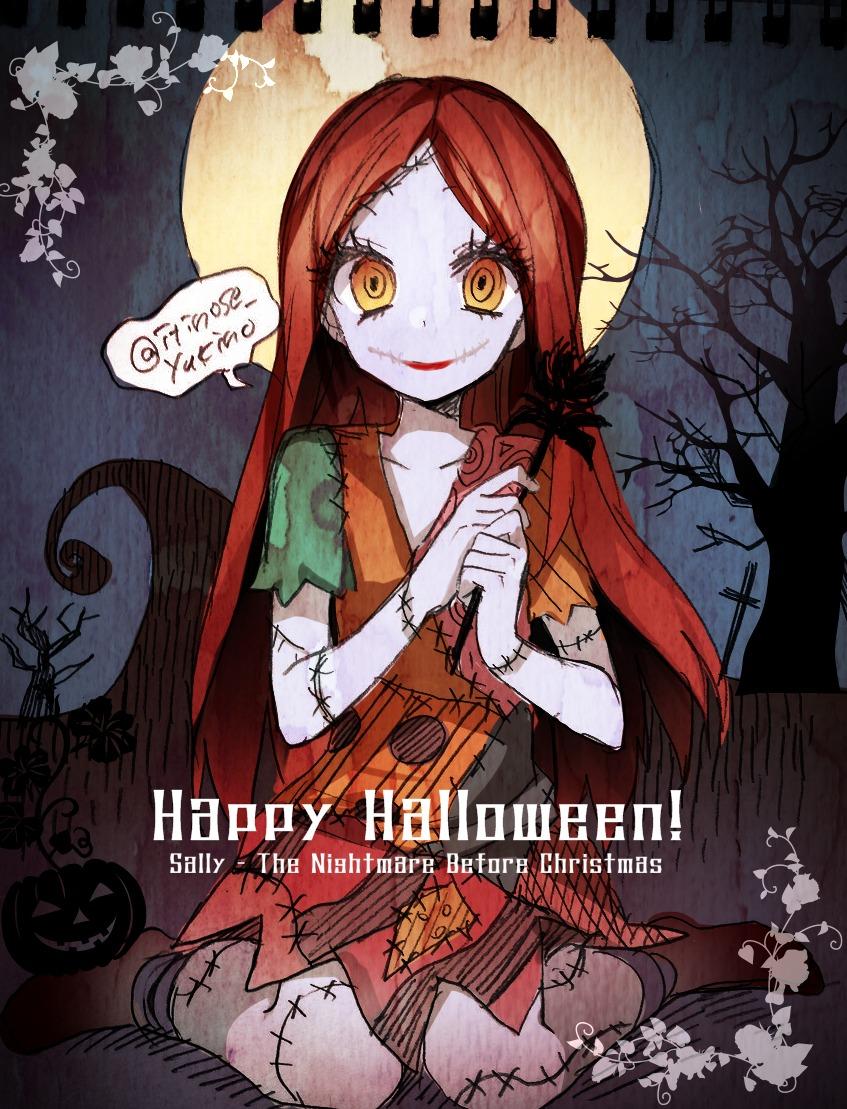 Sally - The Nightmare before Christmas - Zerochan Anime Image Board