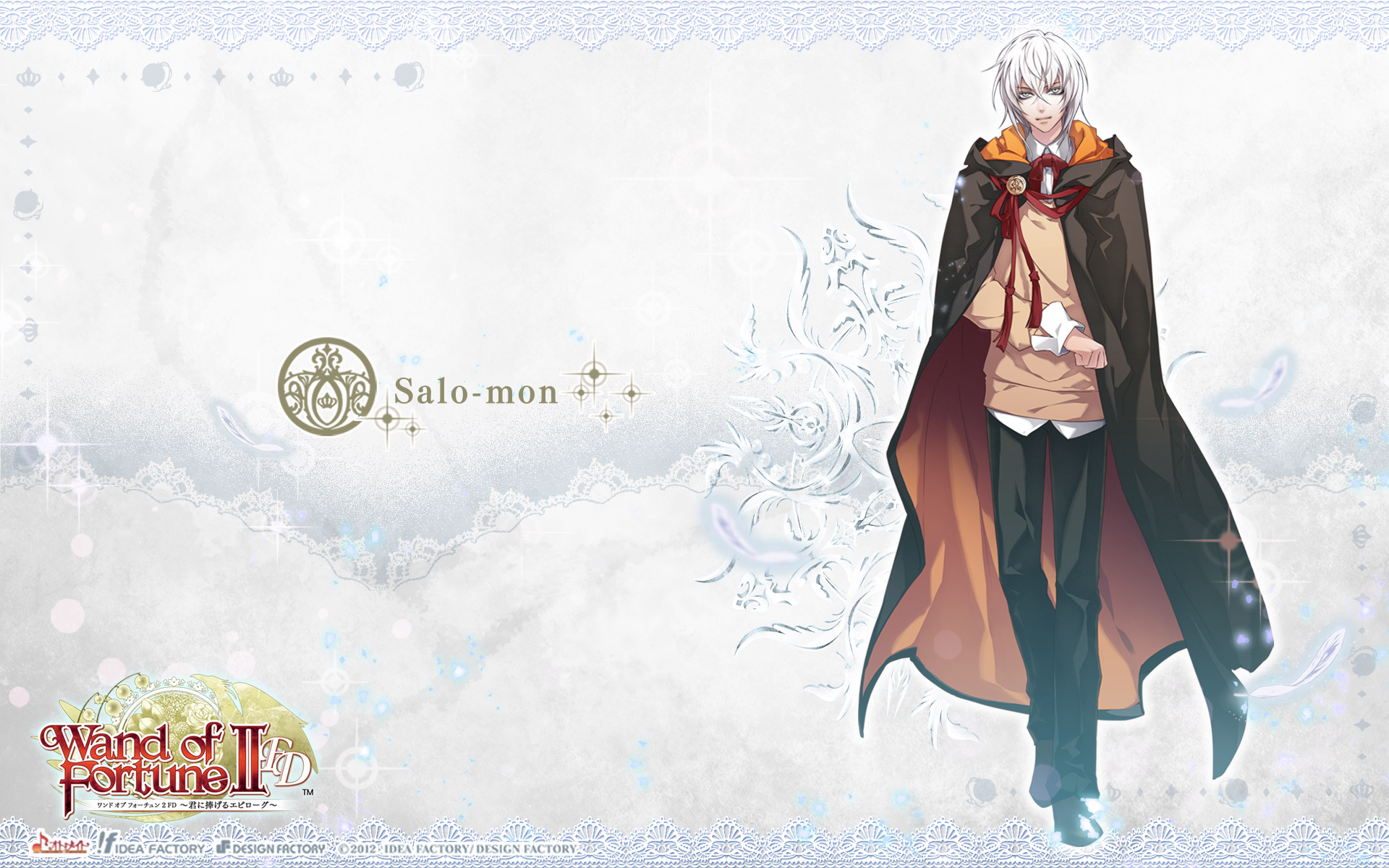 Salo-mon, Wallpaper - Zerochan Anime Image Board