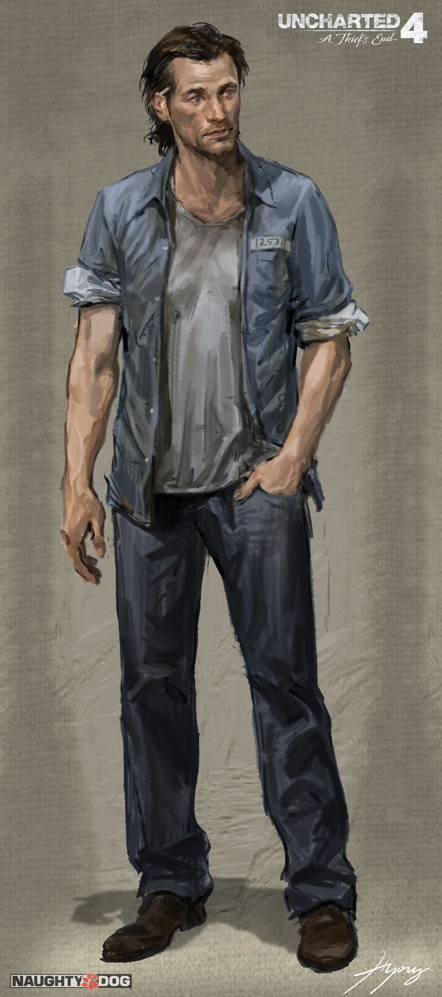 Uncharted 4 A Thief S End Zerochan Anime Image Board