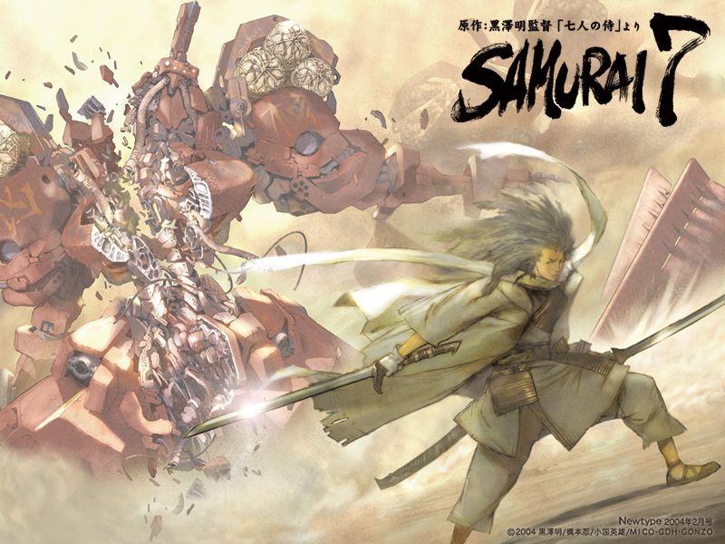 Samurai 7 Anime Characters : Samurai 7 image #185185 zerochan anime image board