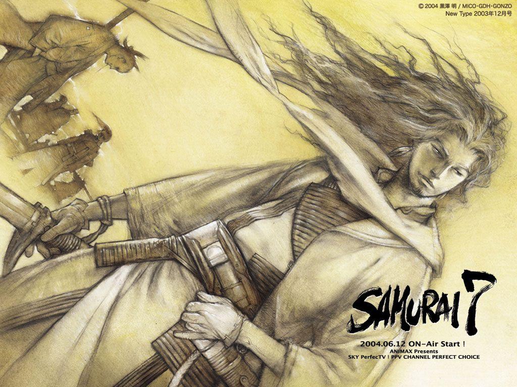 Samurai 7 Anime Characters : Samurai 7 image #185201 zerochan anime image board