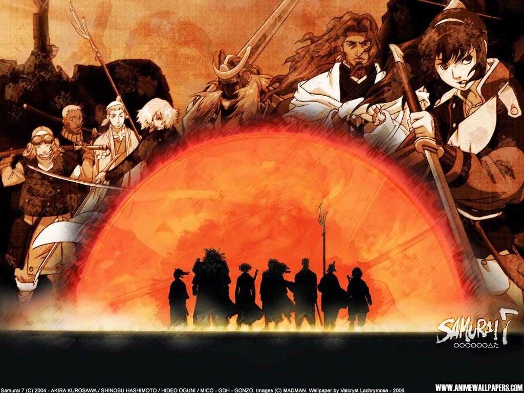 samurai 7 image 185212 zerochan anime image board