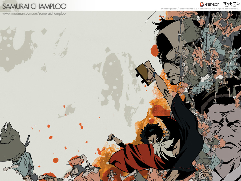 Samurai Champloo Wallpaper 53705 Zerochan Anime Image Board