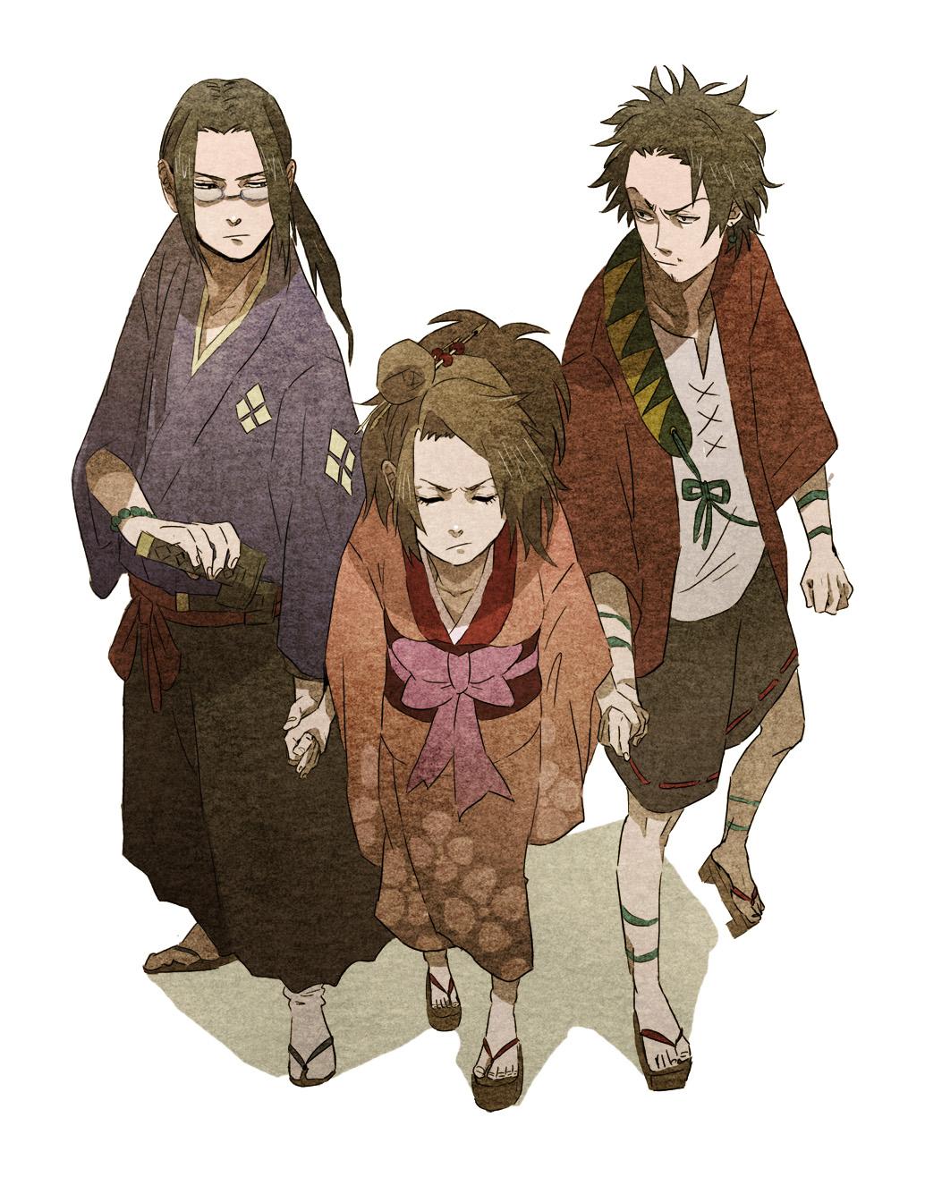 Jin (Samurai Champloo) - Zerochan Anime Image Board