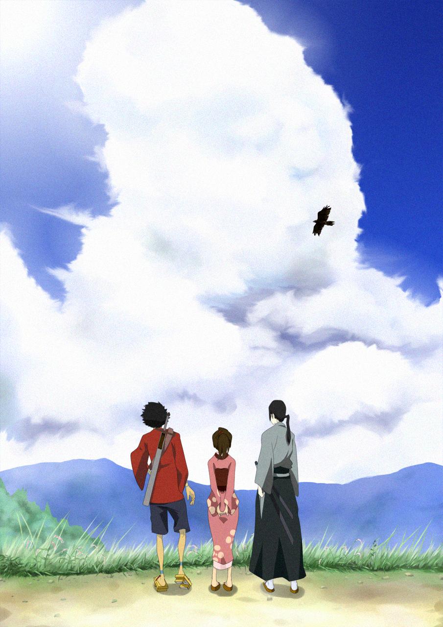 Samurai Champloo Mobile Wallpaper Zerochan Anime Image Board