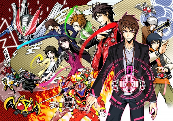 Super Sentai Records  TVNihon