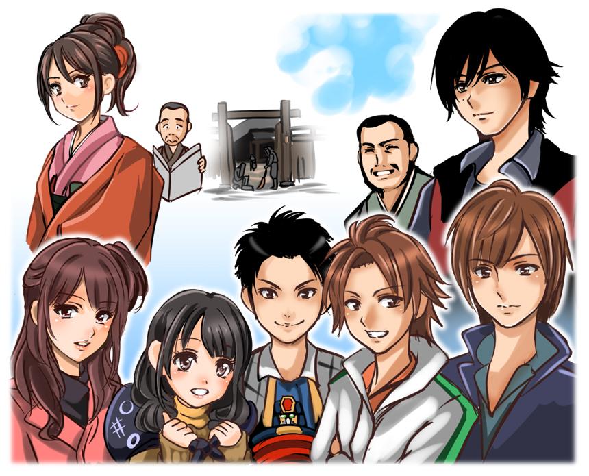 Samurai Sentai Shinkenger Image #496522 - Zerochan Anime ...