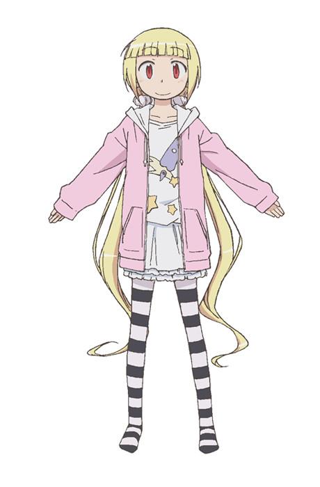 Tags: Anime, Iwakura Kazunori, J.C.STAFF, Alice to Zouroku, Sana (Alice to Zouroku), Official Art, Cover Image