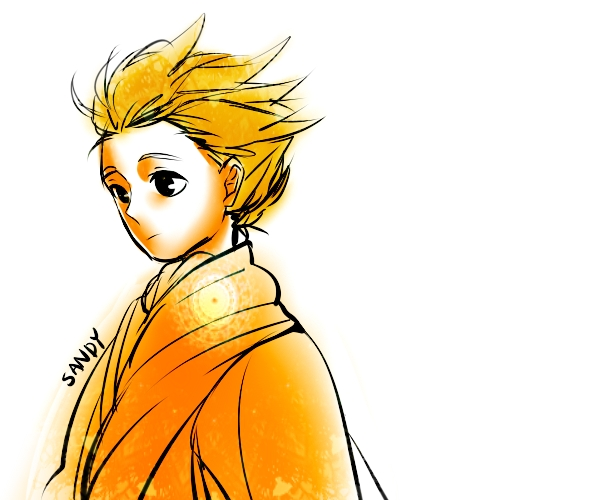 Tags: Anime, Pixiv Id 3567109, Rise of the Guardians, Sandman (Rotg), Pixiv, Fanart, Fanart From Pixiv