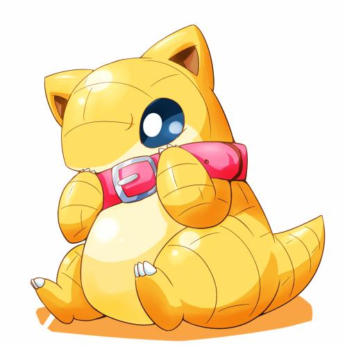 Pokemon Sandshrew Images