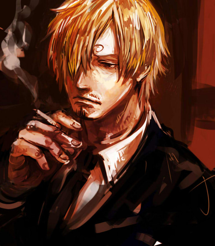 Sanji Image #1489894 - Zerochan Anime Image Board