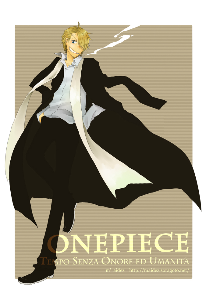 Tags: Anime, ONE PIECE, Sanji, Straw Hat Pirates