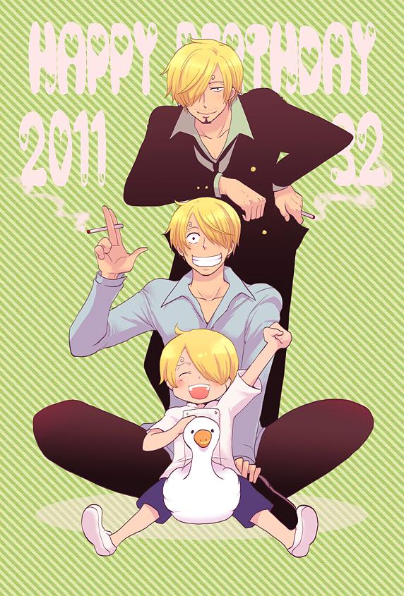 Sanji - ONE PIECE - Mobile Wallpaper #461056 - Zerochan ...