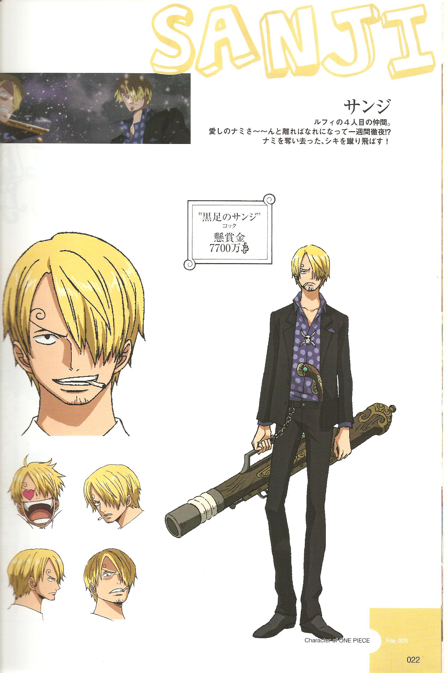Tags Anime ONE PIECE Strong World Sanji Mobile Wallpaper Character
