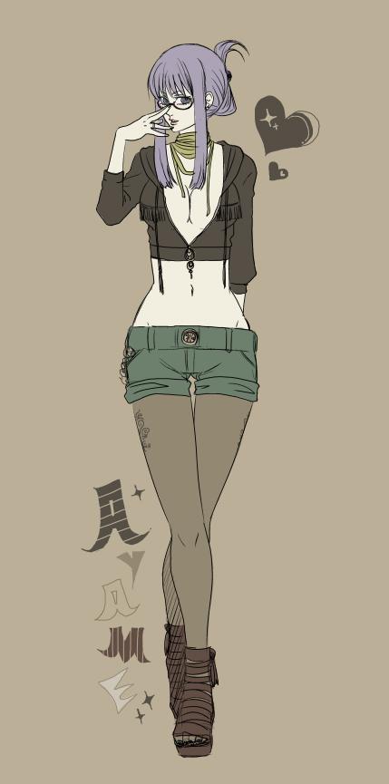 Tags: Anime, Pixiv Id 3115001, Gintama, Sarutobi Ayame, Fanart, Pixiv
