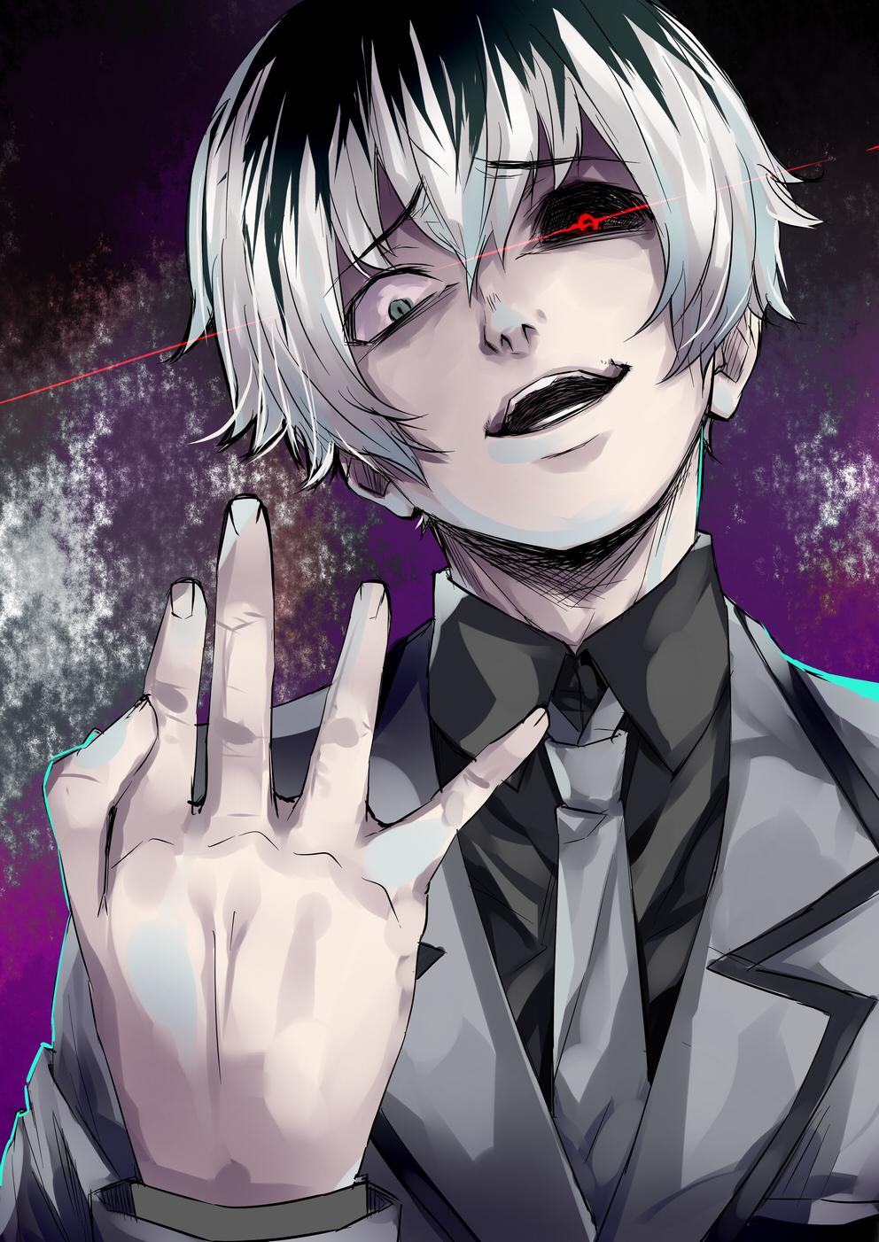 Sasaki Haise Tokyo Ghoulre Zerochan Anime Image Board