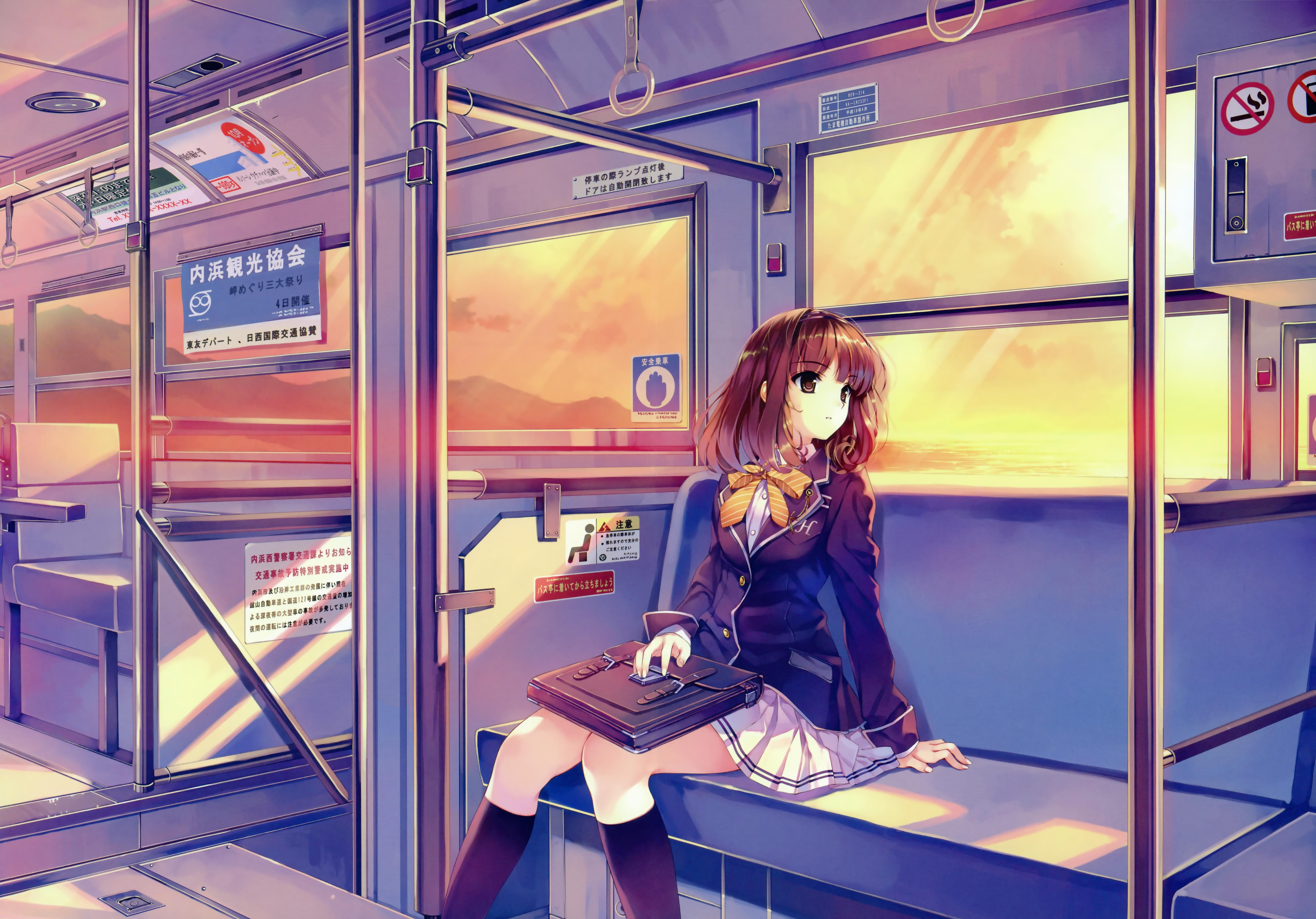 Фото девушек сидящих в метро 28 фотография