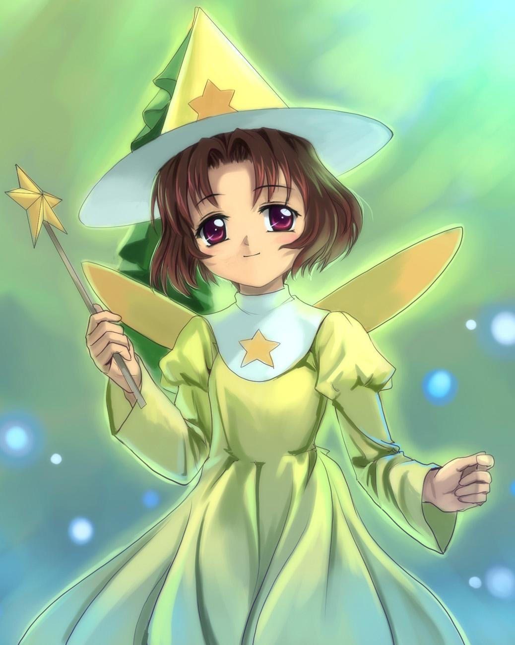 sasaki rika   cardcaptor sakura   zerochan anime image board