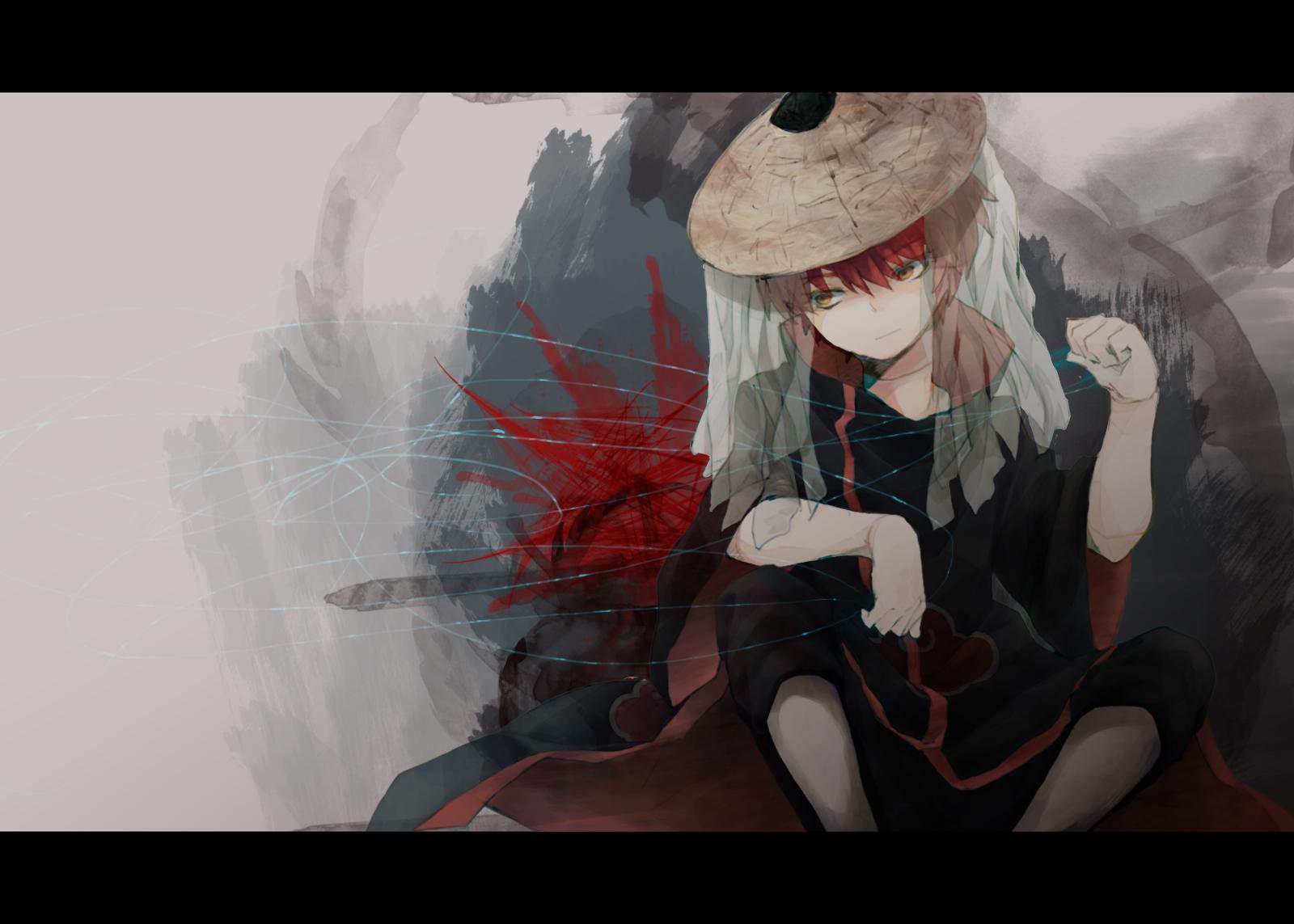 akatsuki id sasori by - photo #7