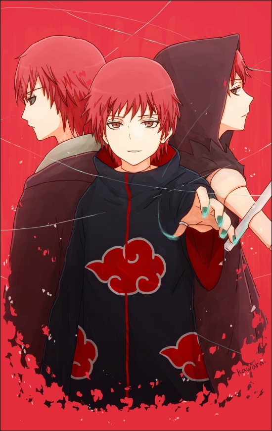 Who 39 s your favorite character in naruto anime onehallyu - Sasori akatsuki ...