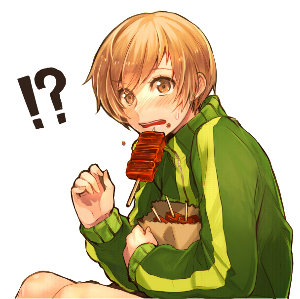 Satonaka Chie - Shin Megami Tensei: PERSONA 4 - Image ...