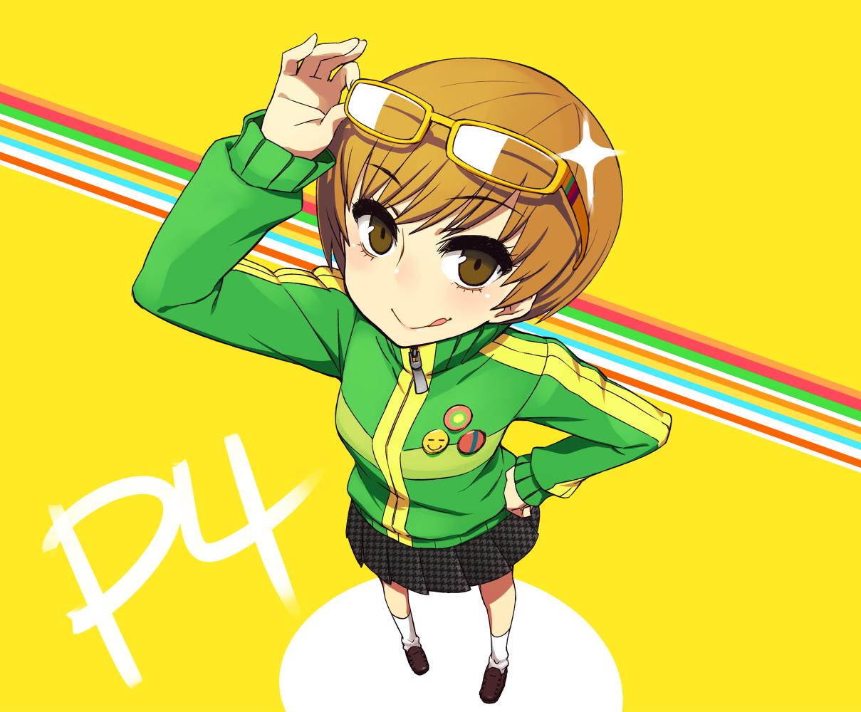 Satonaka Chie Image #803323 - Zerochan Anime Image Board