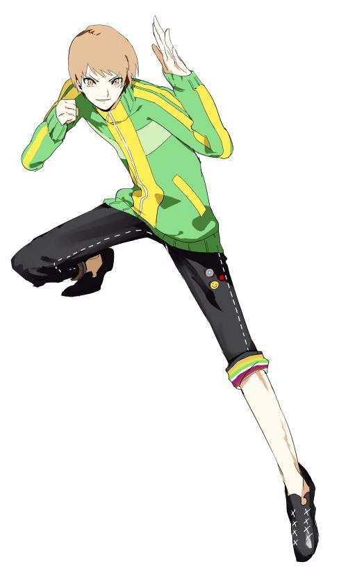 Tags: Anime, Serori360, Shin Megami Tensei: PERSONA 4, Satonaka Chie