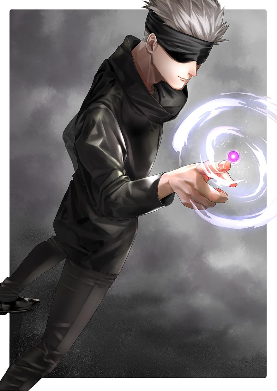 Satoru Gojou - Jujutsu Kaisen - Image #2847284 - Zerochan ...
