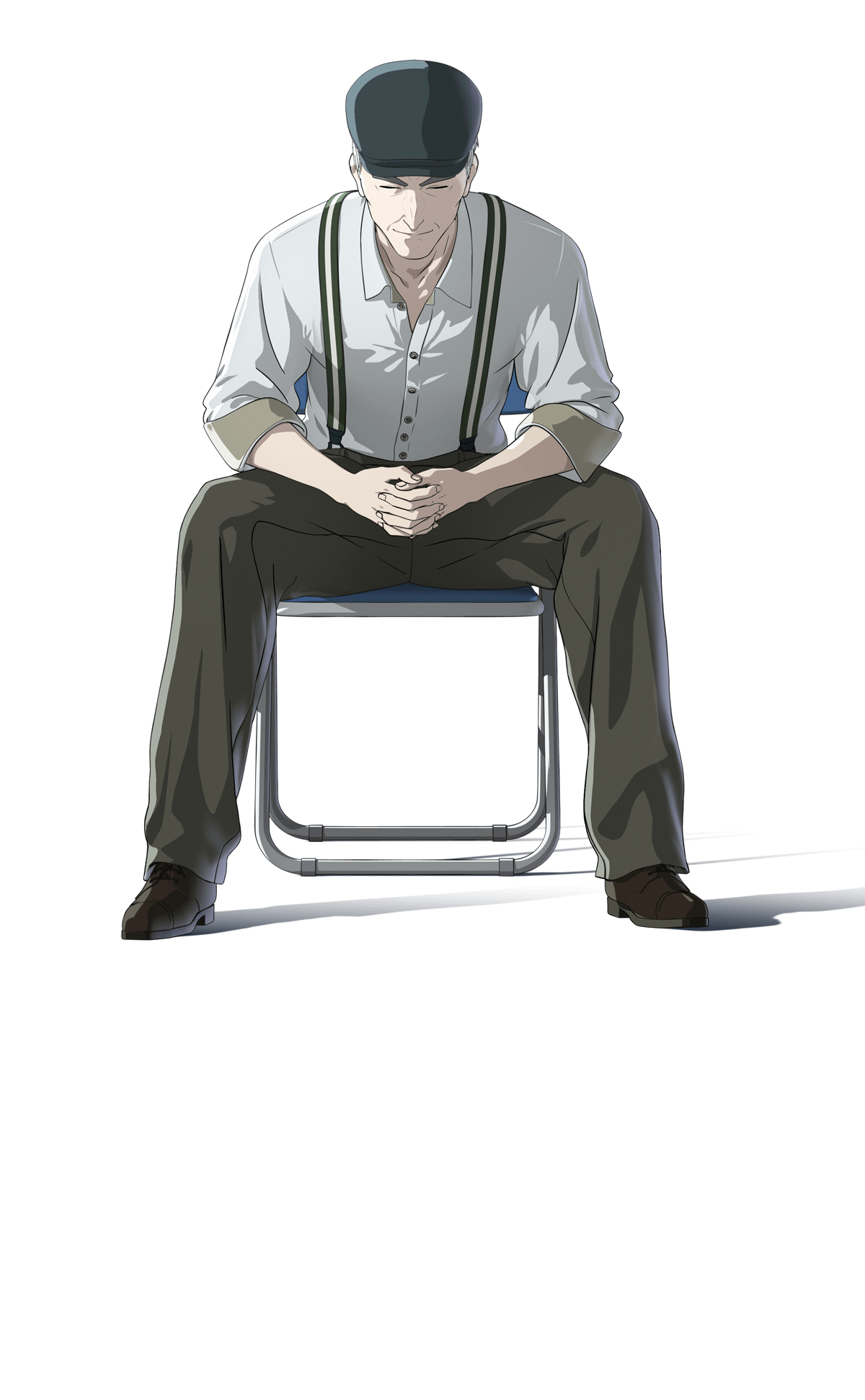 Anime Sitting On Chair Ajin | page 2 of 3 - Z...