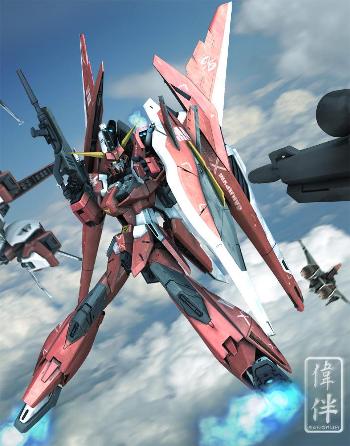 Saviour Gundam/#257087...