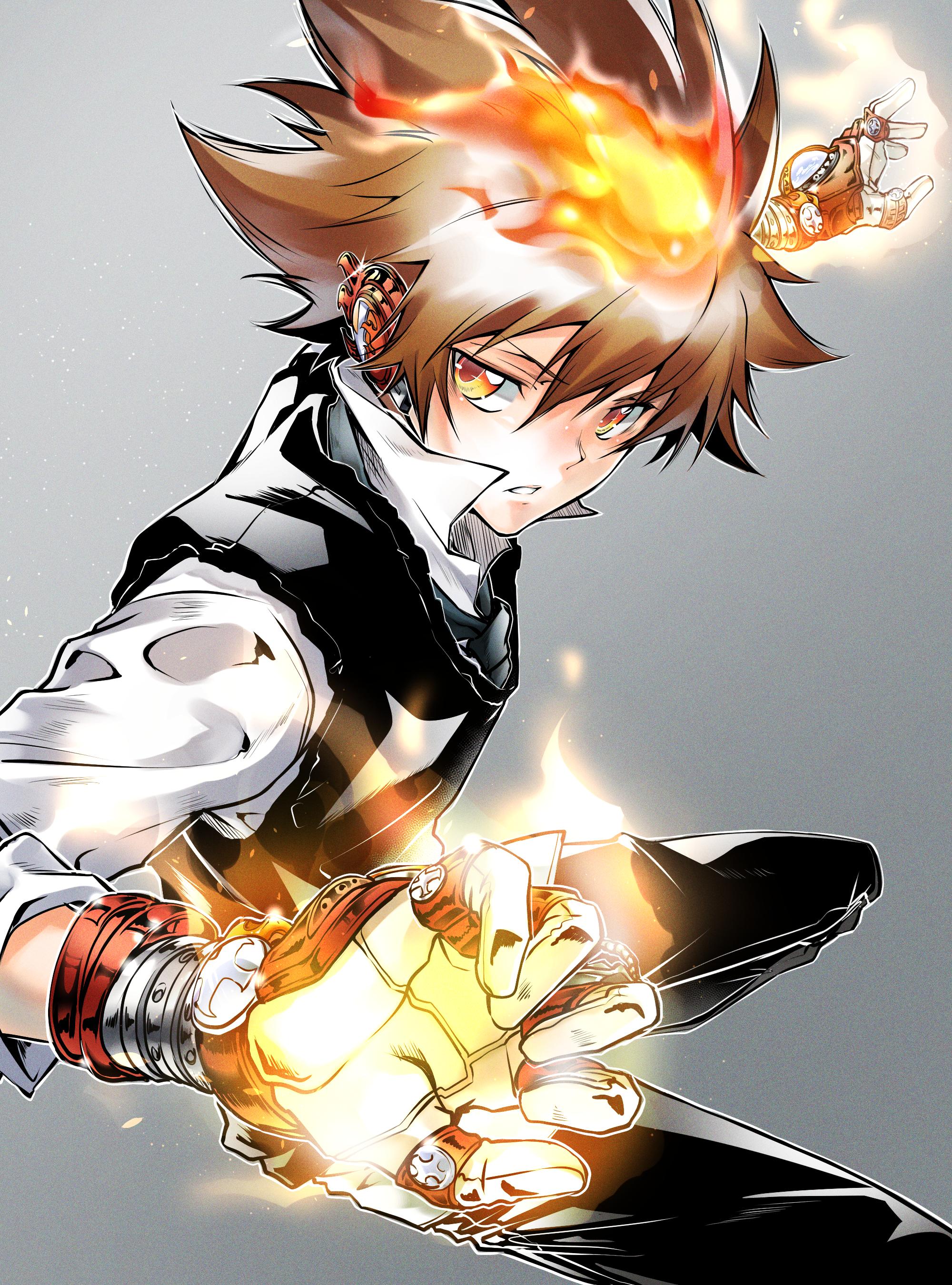 Hinokami Kasai Avatar