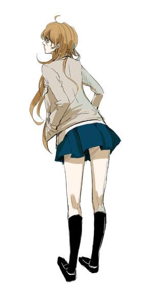 Tags: Anime, Pixiv Id 1376153, Katekyo Hitman REBORN!, Sawada Tsunayoshi, Leaning Forwards, Fanart, Fanart From Pixiv, Pixiv