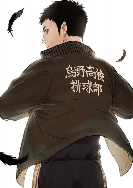 Tags: Anime, Pixiv Id 8082375, Haikyuu!!, Sawamura Daichi, Volleyball Uniform