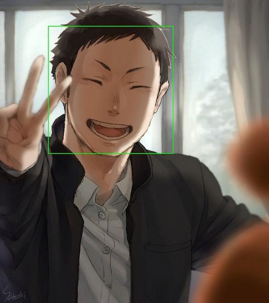 Tags: Anime, Pixiv Id 5940101, Haikyuu!!, Sawamura Daichi