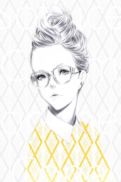 Tags: Anime, Sawasawa, Spot Color