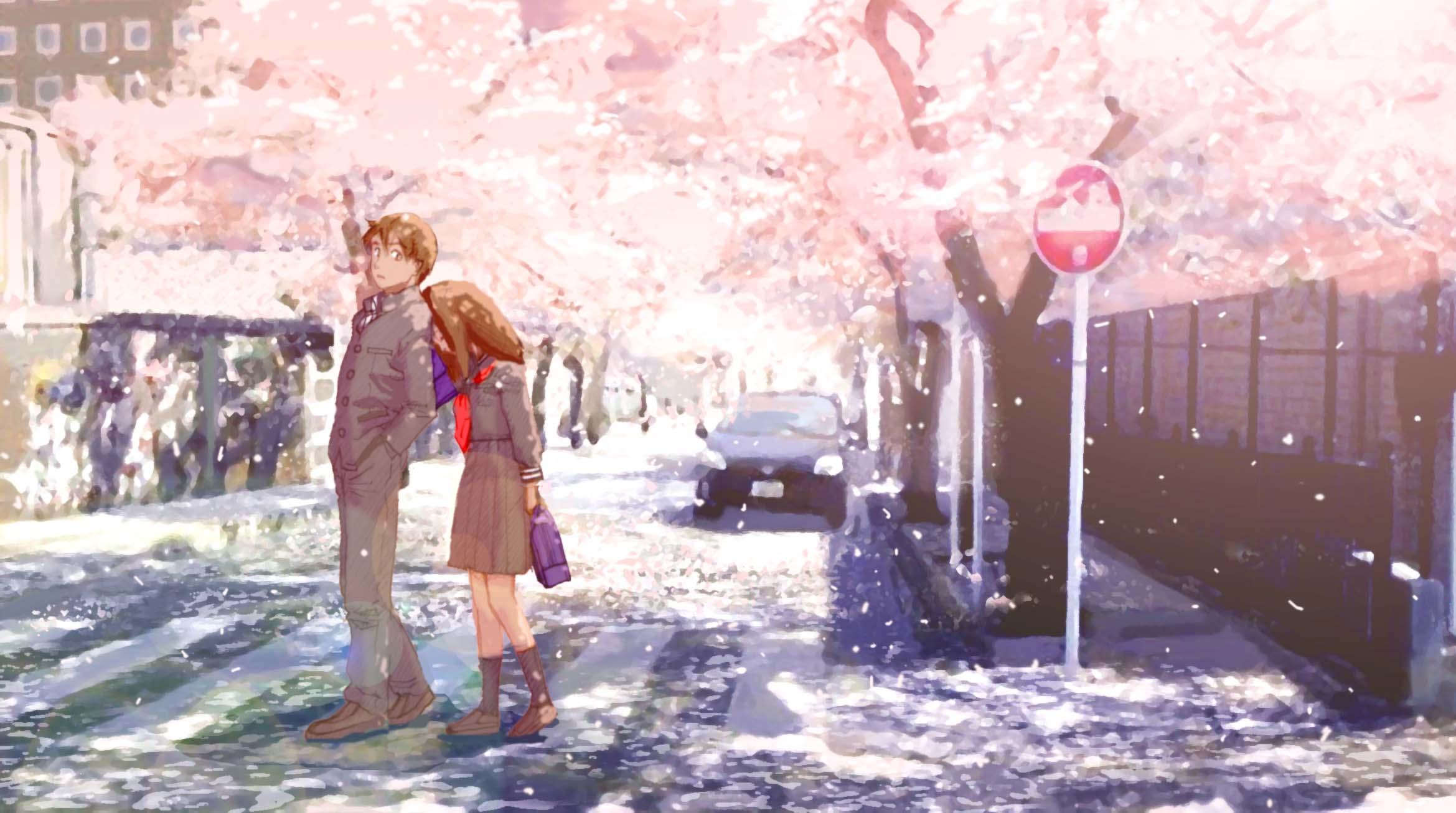 Sayonara Memories Wallpaper 716778 Zerochan Anime Image Board