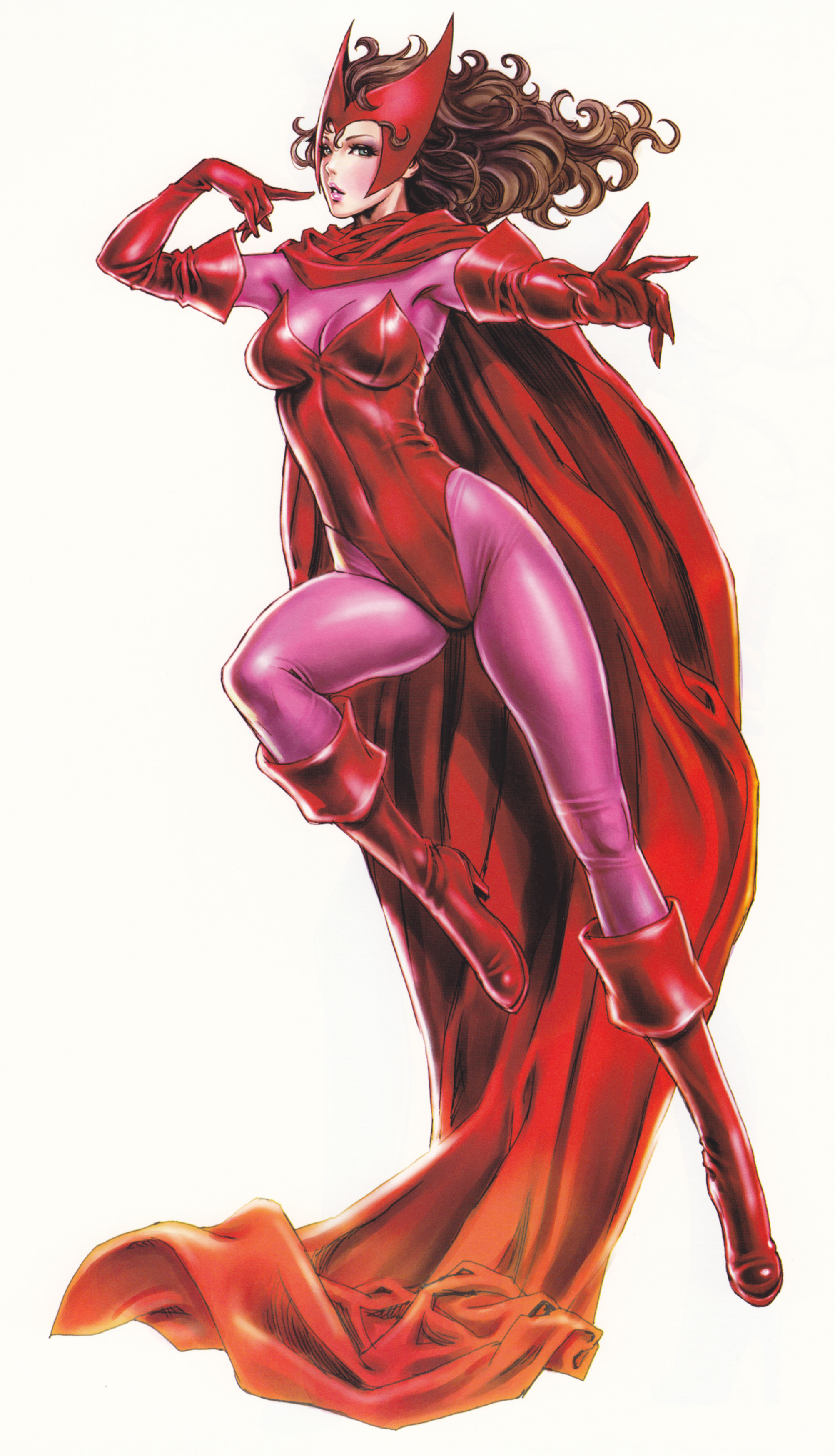 Simple Wallpaper Marvel Scarlet Witch - Scarlet  Collection_578365.jpg