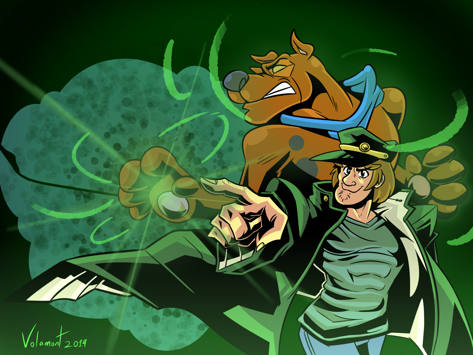 Scooby Doo Wallpaper 2503353 Zerochan Anime Image Board