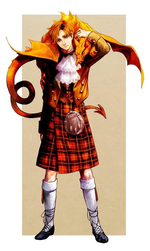kilt - traditional clothes