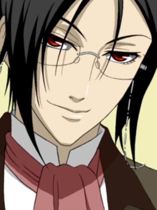 Tags: Anime, Kuroshitsuji, Sebastian Michaelis
