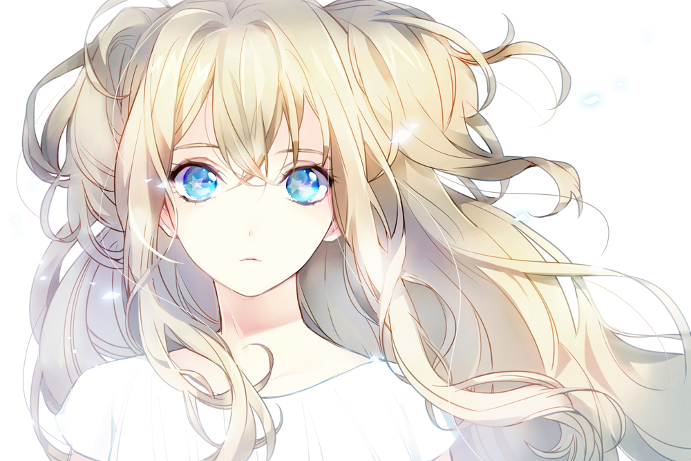 Wavy Hair Zerochan Anime Image Board