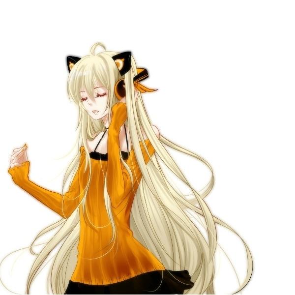 Tags: Anime, Pixiv Id 3495492, VOCALOID, SeeU, Pixiv