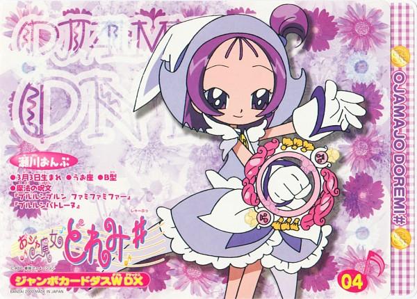 Tags: Anime, Witch, Ojamajo DoReMi, Segawa Onpu, Witch Hat, Witch Costume, Wreath Poron