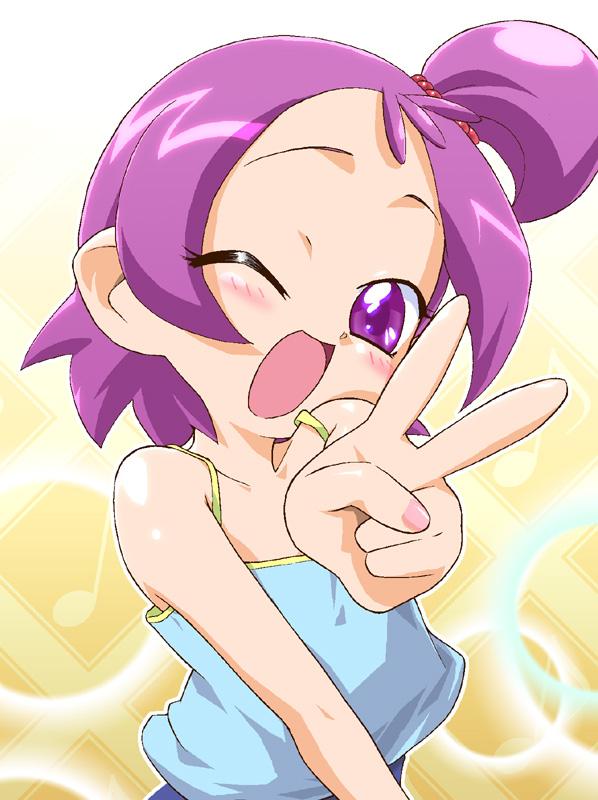 Tags: Anime, Ojamajo DoReMi, Segawa Onpu